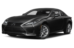 Picture of the 2020 Lexus RC 300
