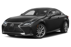 New 2020 Lexus RC 350