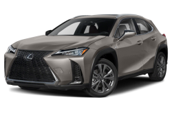 Picture of the 2020 Lexus UX 200