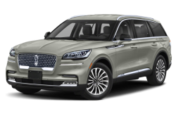 New 2020 Lincoln Aviator