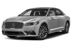 Picture of the 2020 Lincoln Continental