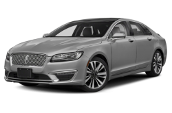 Picture of the 2020 Lincoln MKZ