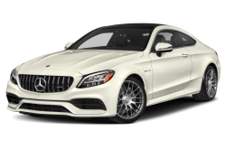 Picture of the 2020 Mercedes-Benz AMG C 63