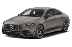 Picture of the 2020 Mercedes-Benz AMG CLA 45