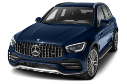 Picture of the 2020 Mercedes-Benz AMG GLC 43
