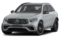 Picture of the 2020 Mercedes-Benz AMG GLC 63