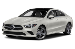 Picture of the 2020 Mercedes-Benz CLA 250
