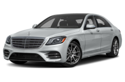 Picture of the 2020 Mercedes-Benz S-Class