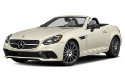 New 2020 Mercedes-Benz SLC 300