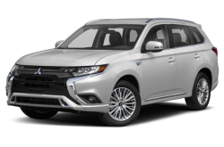 Picture of the 2020 Mitsubishi Outlander PHEV