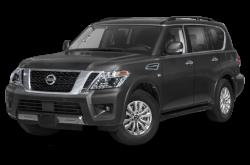 New 2020 Nissan Armada