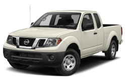Picture of the 2020 Nissan Frontier