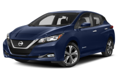 New 2020 Nissan LEAF