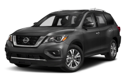 Picture of the 2020 Nissan Pathfinder