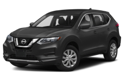 New 2020 Nissan Rogue