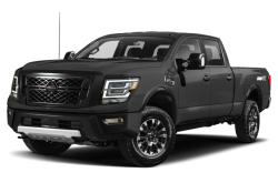 Picture of the 2020 Nissan Titan XD