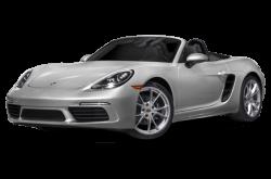 New 2020 Porsche 718 Boxster