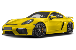Picture of the 2020 Porsche 718 Cayman