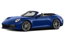 Picture of the 2020 Porsche 911