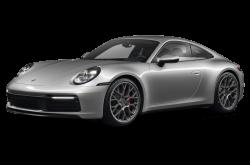 Picture of the 2020 Porsche 911