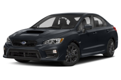 Picture of the 2020 Subaru WRX