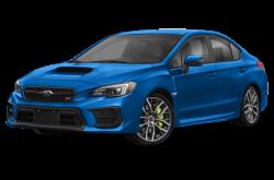 Picture of the 2020 Subaru WRX STI