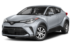 New 2020 Toyota C-HR