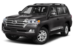 Picture of the 2020 Toyota Land Cruiser