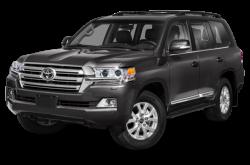 New 2020 Toyota Land Cruiser