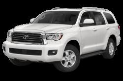 New 2020 Toyota Sequoia