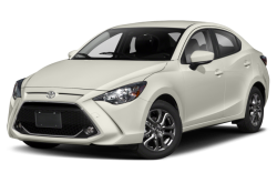 New 2020 Toyota Yaris Sedan