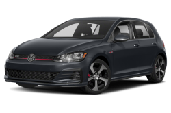 Picture of the 2020 Volkswagen Golf GTI