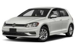 Picture of the 2020 Volkswagen Golf