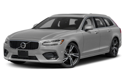 Picture of the 2020 Volvo V90