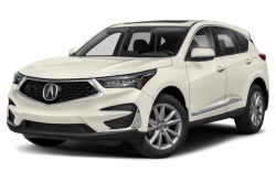 Picture of the 2021 Acura RDX