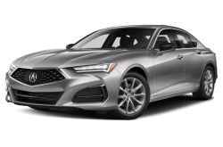 Picture of the 2021 Acura TLX