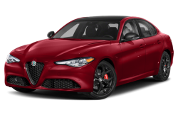 Picture of the 2021 Alfa Romeo Giulia