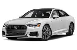 Picture of the 2021 Audi A6