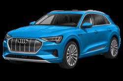 Picture of the 2021 Audi e-tron