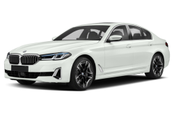 Picture of the 2021 BMW 530