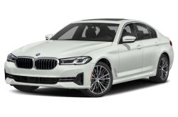 Picture of the 2021 BMW 540