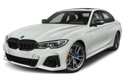 Picture of the 2021 BMW M340