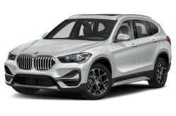 Picture of the 2021 BMW X1