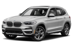 Picture of the 2021 BMW X3 PHEV