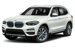 Picture of the 2021 BMW X3