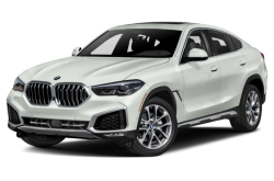 Picture of the 2021 BMW X6