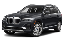 Picture of the 2021 BMW X7