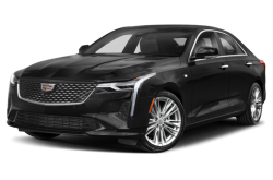 Picture of the 2021 Cadillac CT4