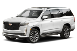 Picture of the 2021 Cadillac Escalade