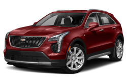 Picture of the 2021 Cadillac XT4
